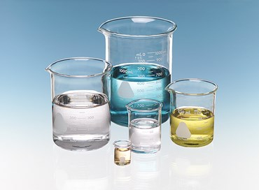 Borosilicate Glass Beakers 10 mL