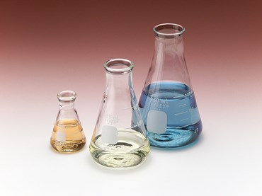 Borosilicate Glass Erlenmeyer Flask 50 mL