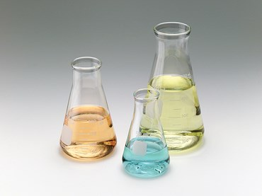 Borosilicate Glass Wide Mouth Erlenmeyer Flask 125 mL
