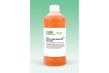 Methyl Red Indicator Solution 100 mL