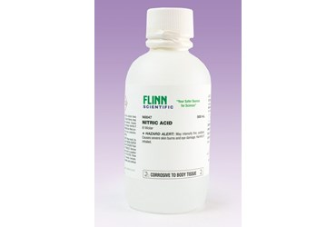 Nitric Acid 8.0 M Solution 500 mL