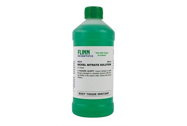 Nickel Nitrate 0.2 M Solution 500 mL