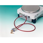 Anti-Theft for Ohaus and Sartorius Analytical Balances