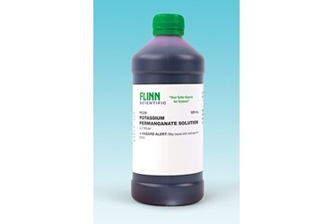Potassium Permanganate 0.1 M Solution 500 mL