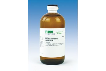 Silver Nitrate 0.1 M Solution 500 mL