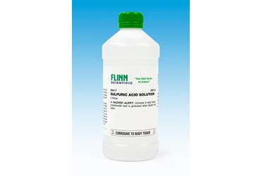 Sulfuric Acid 0.05 M Solution 500 mL