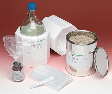 "Chem-Saf™ Chemical Storage Bags, 4"" x 6"""