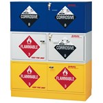 Flinn/SciMatCo® Stak-a-Cab™ Acid Cabinet for Safer Chemical Storage