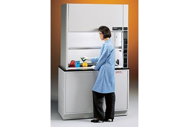 Base Cabinet for Labconco Basic™ Fume Hood, 4'