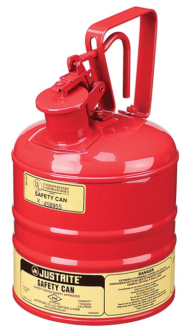 Flammable Storage Can for Liquid