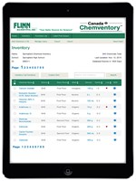 Flinn's Online Chemventory™ and Chemical Inventory Management System, 1-Year License