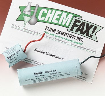Laboratory Smoke Generator for Testing of Lab Fume Hoods, 30-second