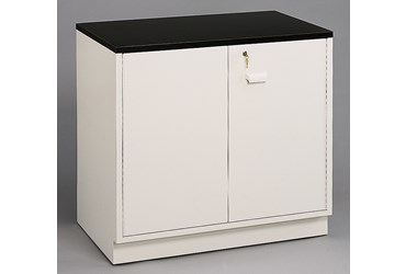 "Base Cabinet for 36"" Flinn Lab Fume Hood"