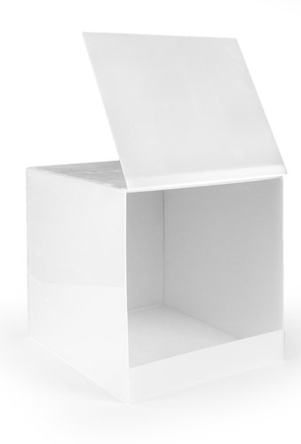 Nitric Acid Compartment for Flinn Acid Cabinets Polypropylene