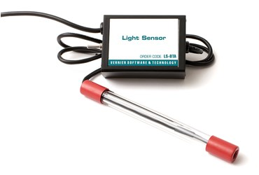 Light Sensor for Vernier Data Collection