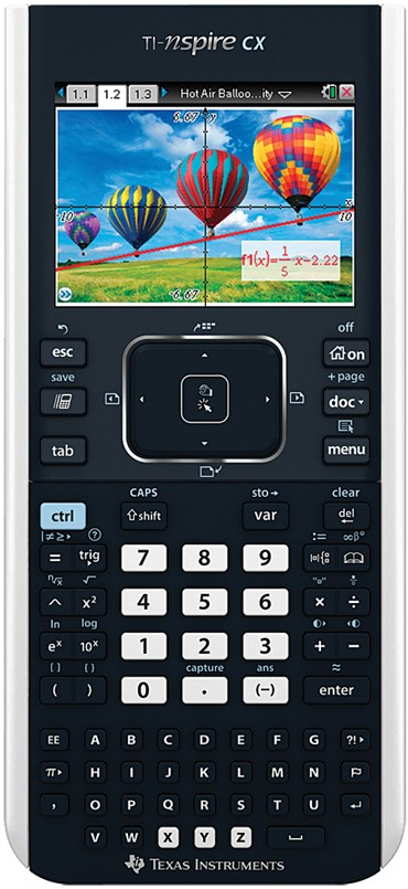 TI-Nspire Graphing Calculator