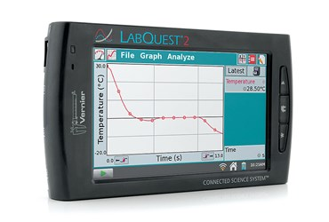 Vernier LabQuest® 2 Interface for Data Collection