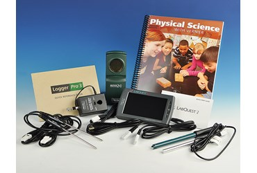 Physical Science with Vernier LabQuest 2™ Technology Starter Kit for Data Collection