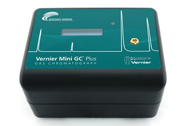 Vernier Mini GC Plus Gas Chromatograph for Data Collection