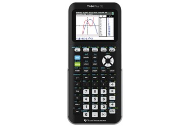 TI-84 Plus CE Graphing Calculator