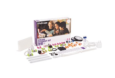 LittleBits™ STEAM Student Set for Physical Science