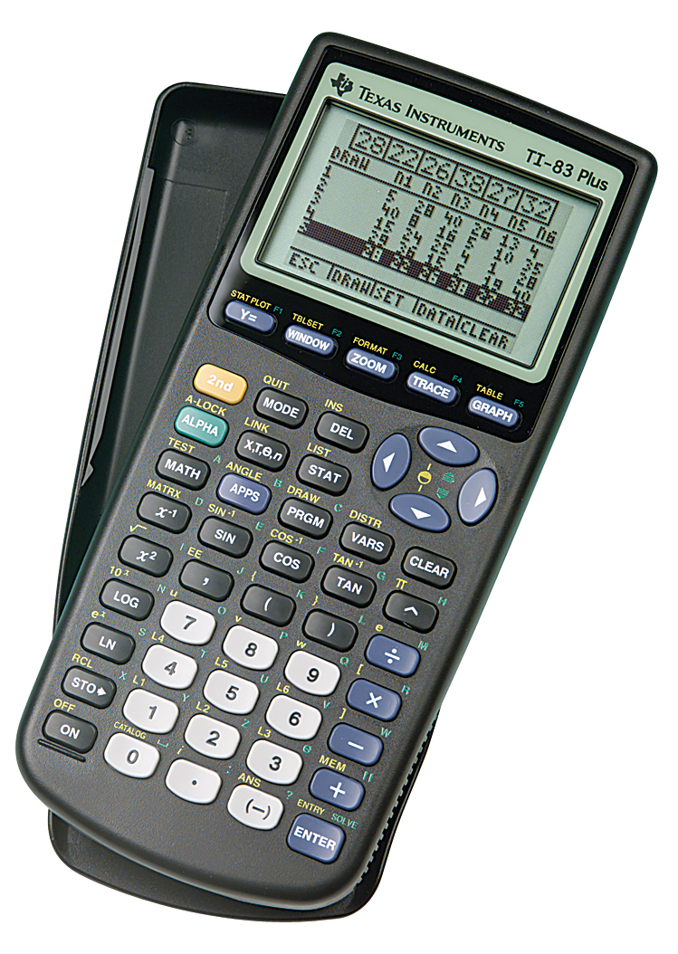 how to use ti 83 graphing calculator