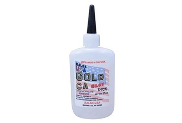 Thin CA Glue, 2 oz