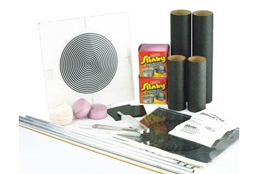 Waves and Sound Laboratory Kit for Physical Science and Physics
