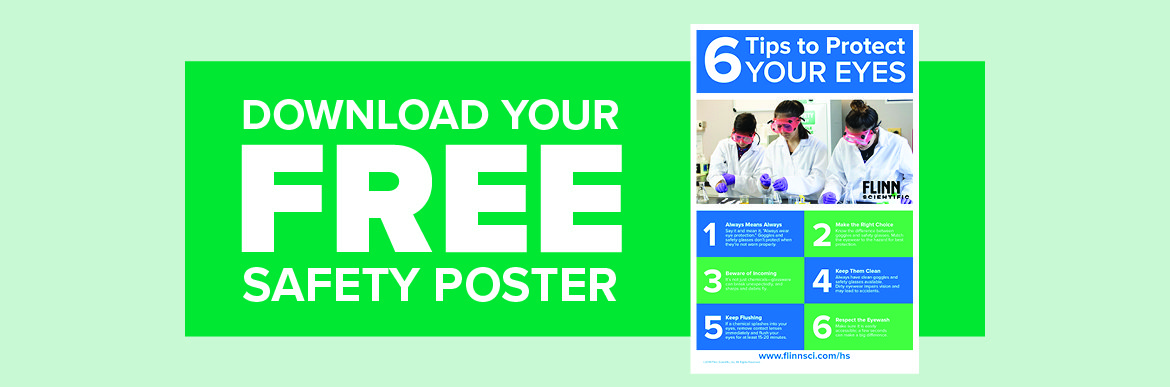 Download your free safety poster