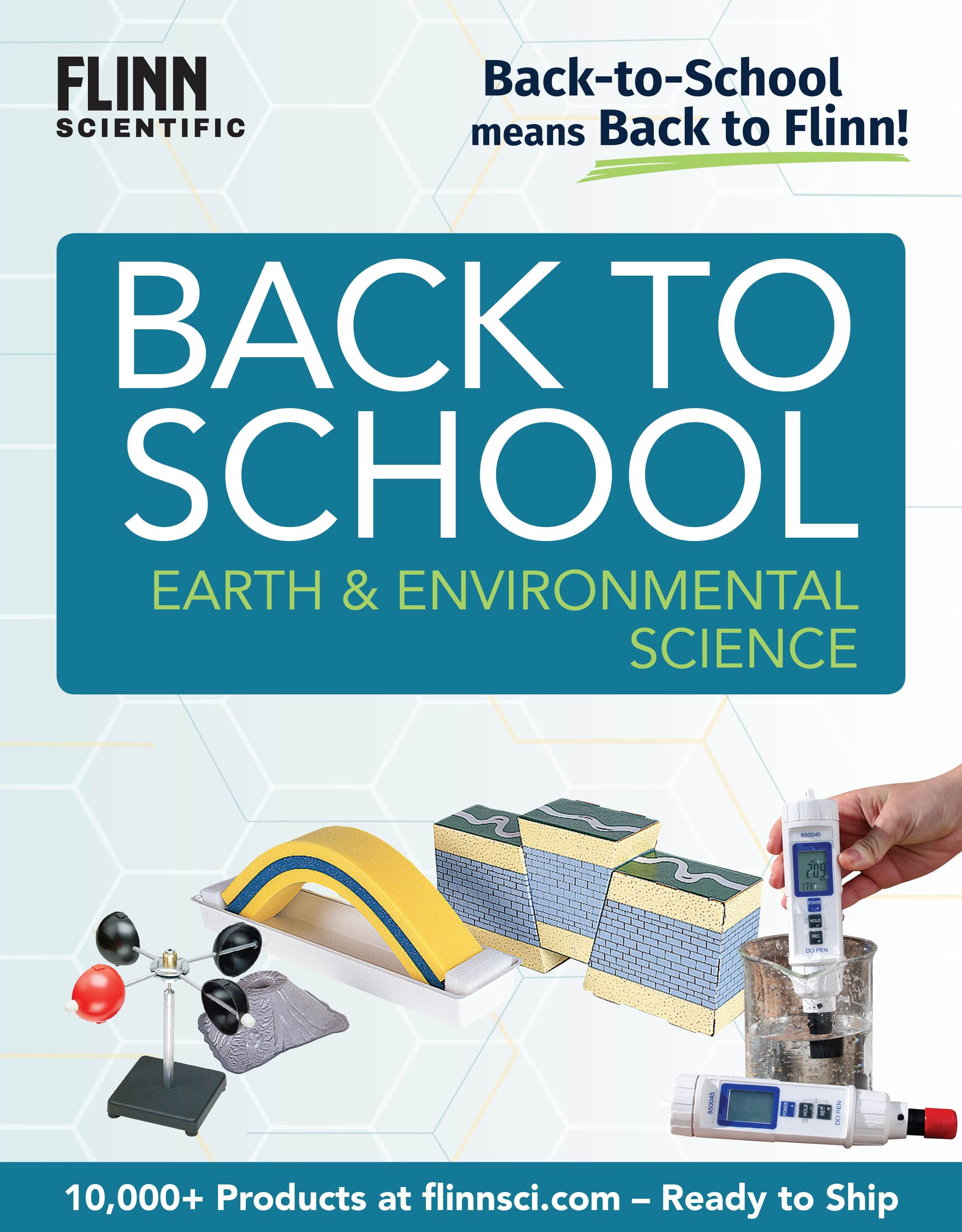 Back to School HS Earth and Env Sci 2018