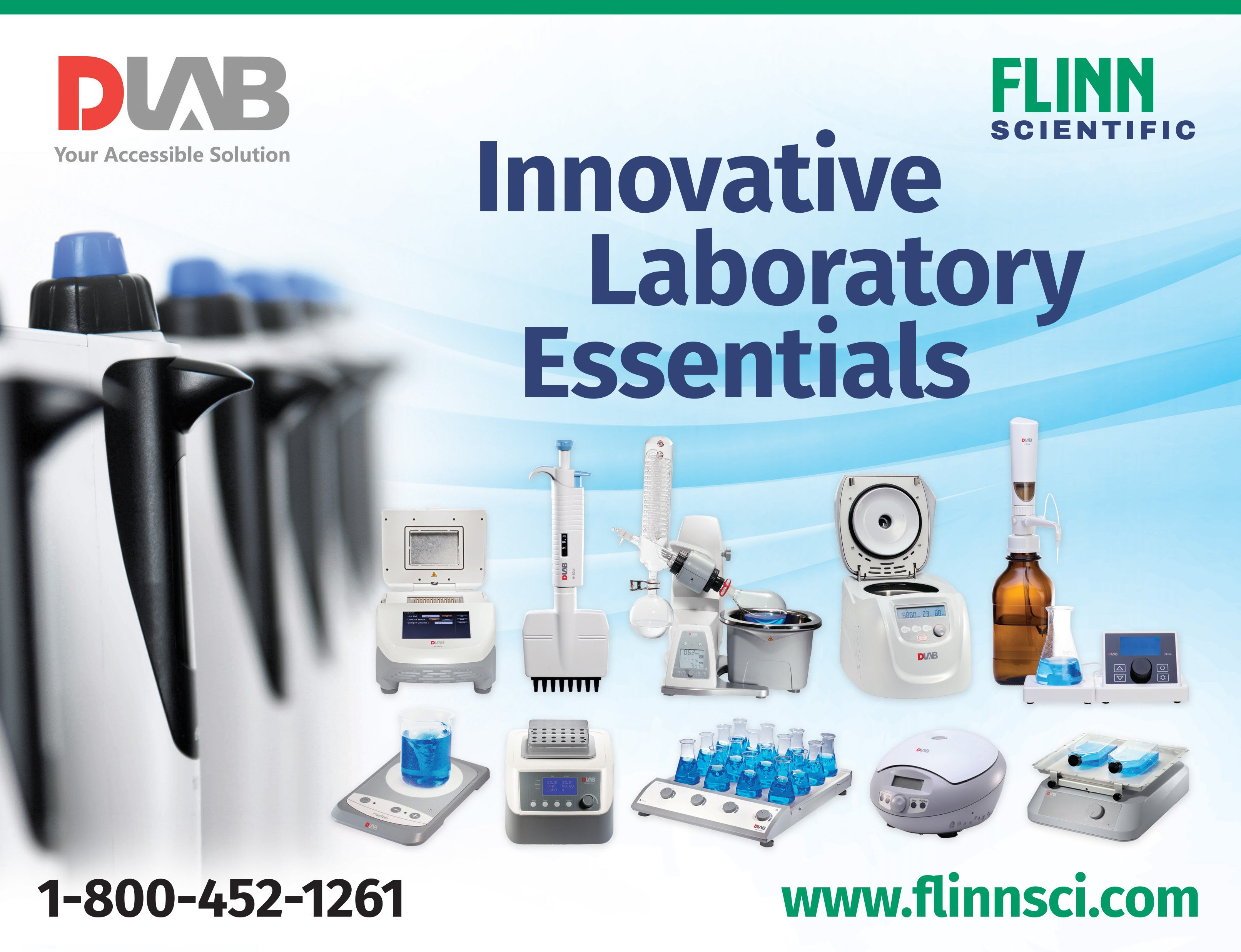 DLAB Innovative Laboratory Essentials