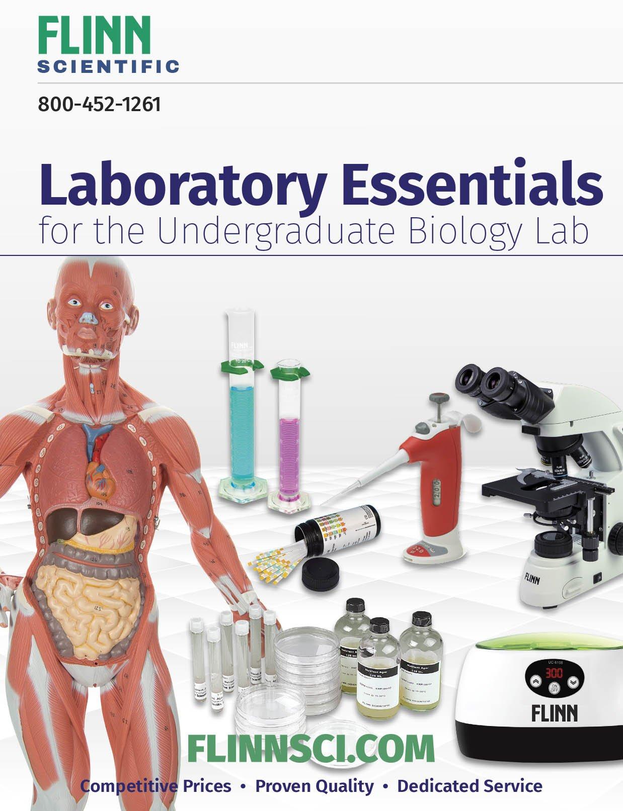 HE Lab Essentials Biology Mini Catalog 2018