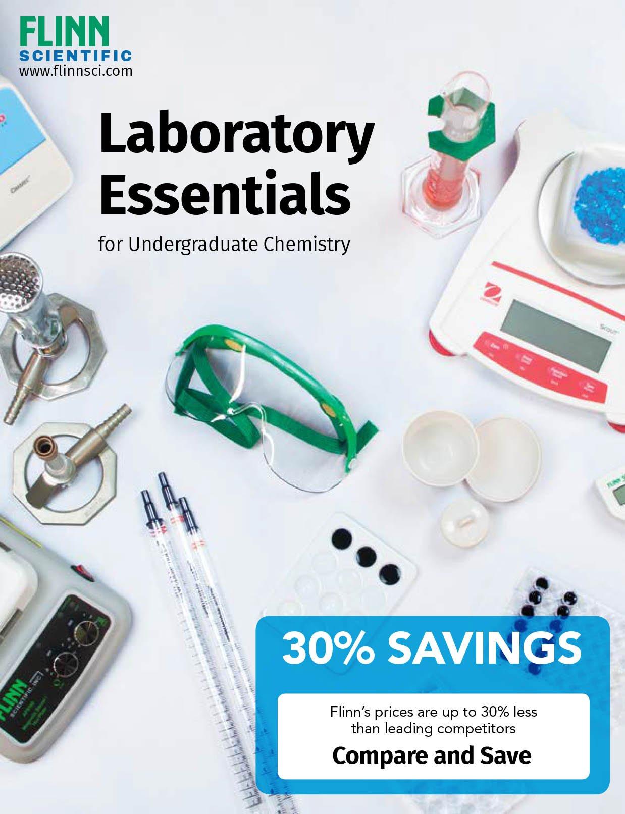 HE Lab Essentials Chemistry Mini Catalog 2018