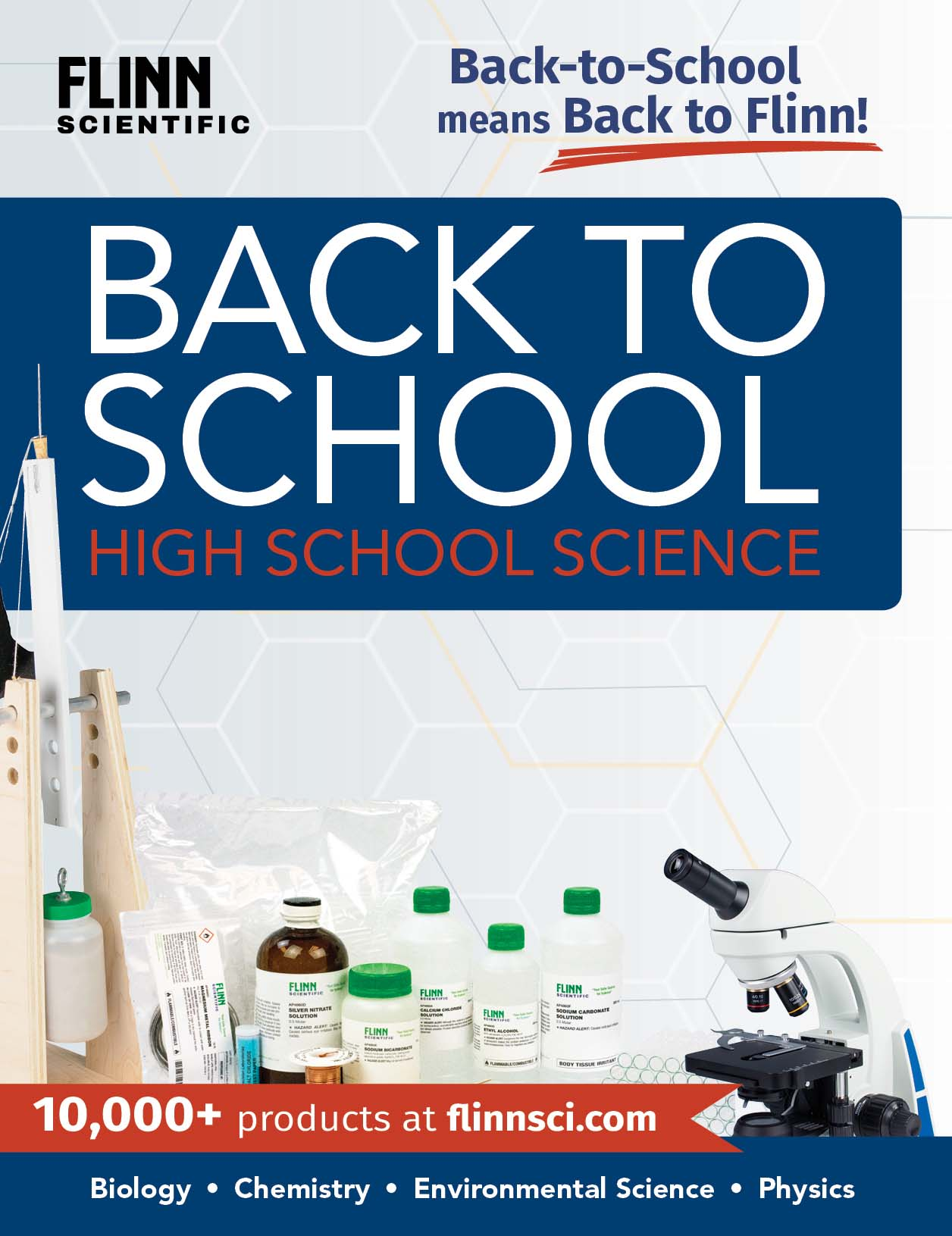 Back to School HS General Mini Catalog 2018