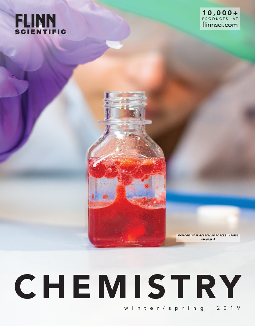HS Chemistry Mini Catalog 2019