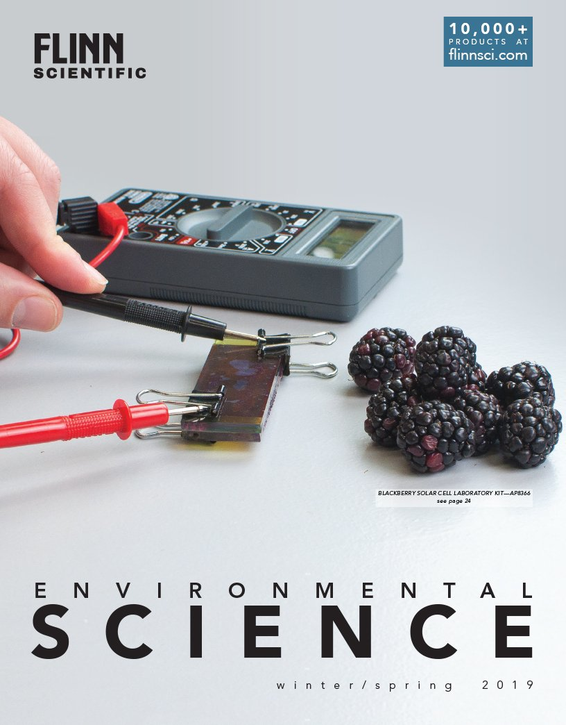 HS Environmental Science Mini Catalog 2019