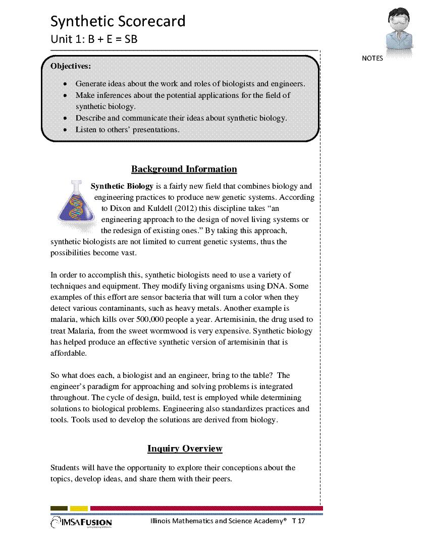 sample activity imsa fusion synthetic scorecard firewatch